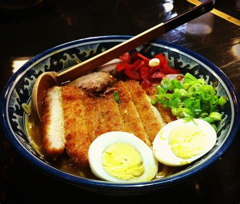 Ramen Katsu chicken katsu ramen luu s foodbook