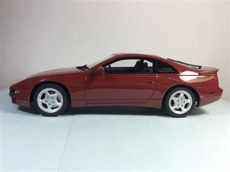 Collectible Ls by Ls Collectibles Nissan 300 Zx Cherry Pearl