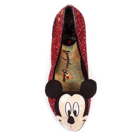 irregular choice oh boy womens mickey mouse disney high