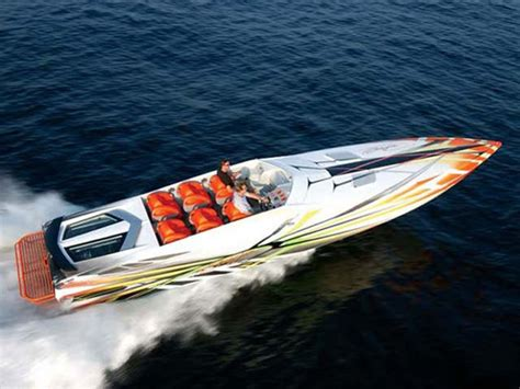 baja speed boat 2007 baja 40 outlaw review top speed