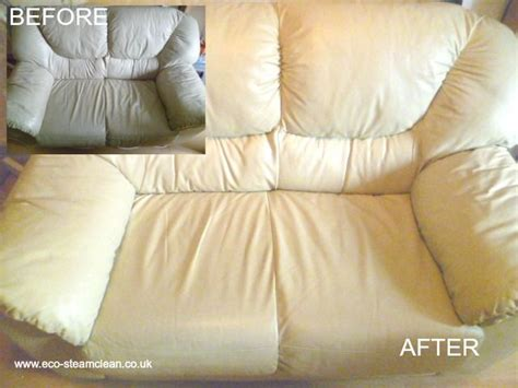 Can You Steam Clean A Leather Sofa Cleaning Leather Sofa With Steam Brokeasshome