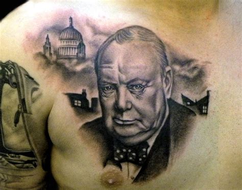 winston churchill tattoo 15 things you did not about tattoos the anchor