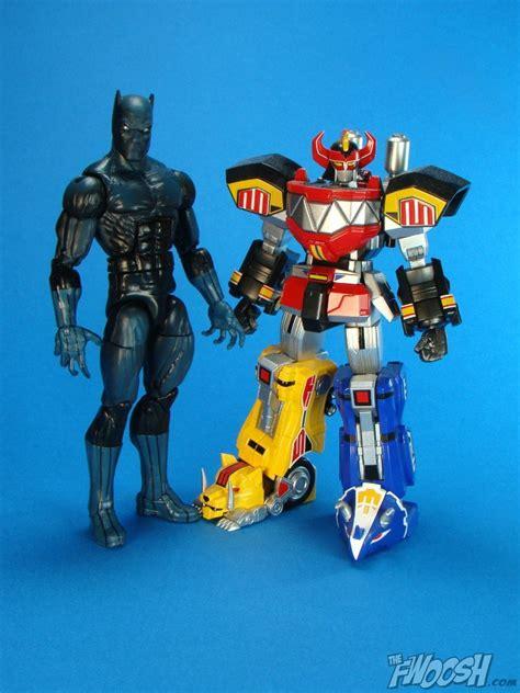 Ssk Power Ranger Robot Figure bandai robot chogokin mighty morphin power rangers