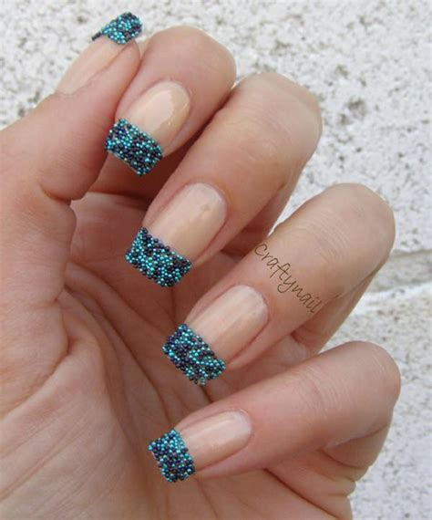 Manicure Tips by 55 Gorgeous Tip Nail Designs For A Manicure