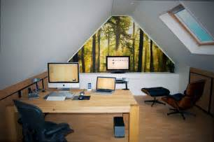 Awesome Home Office by Cool Attic Spaces And Ideas Pictures To Pin On Pinterest