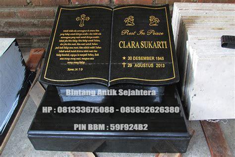 Batu Nisan Granit Granit Uk 40 X 40 Cm usaha pembuatan kijing marmer makam marmer
