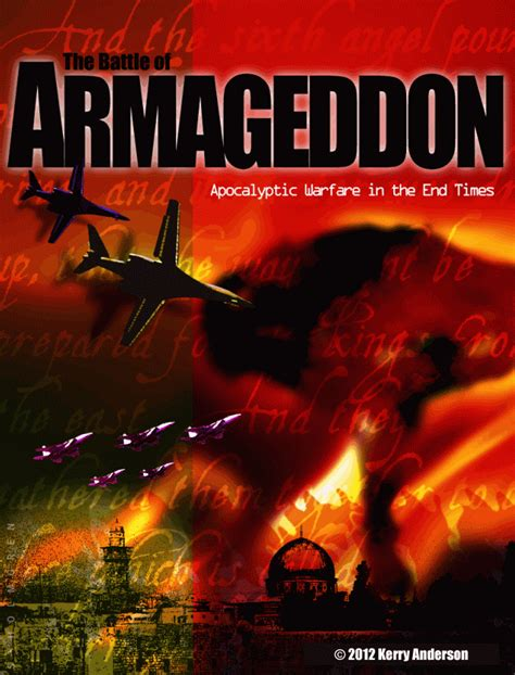 armageddon the battle for the battle of armageddon
