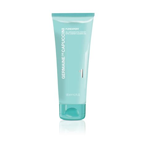 gel comfort extra comfort cleansing gel germaine de capuccini