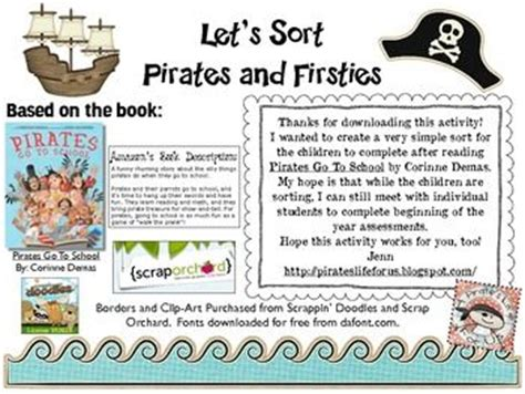 themes of the book rules pirates a collection of education ideas to try reading