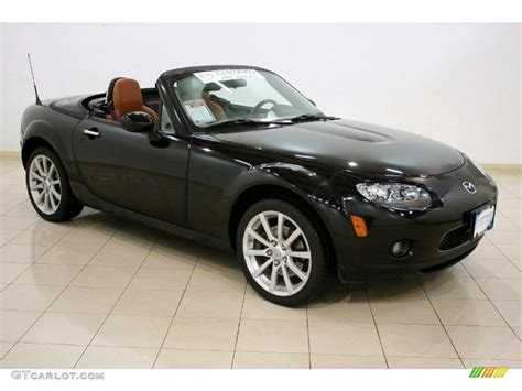 mazda roadster hardtop 2008 brilliant black mazda mx 5 miata grand touring