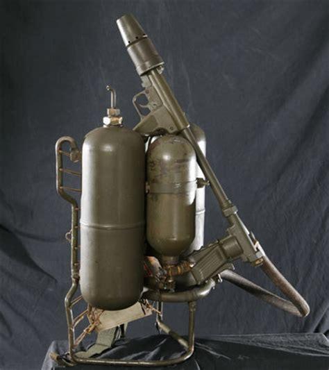 Kepala Gas Torch Gun Kll 7 m2 flamethrower weaponology wiki fandom powered by wikia