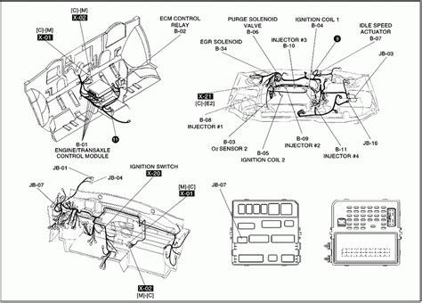 repair guides engine transaxle control system ecm tcm b 2a to b 2d engine transaxle