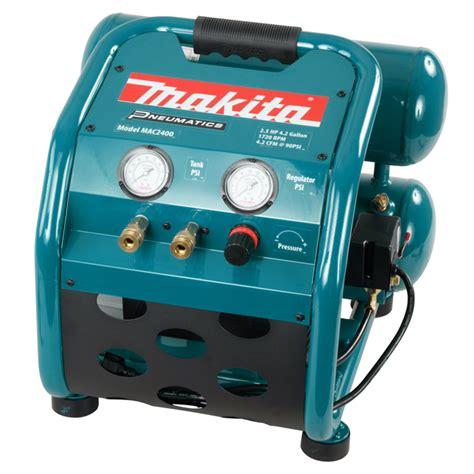 makita mac2400 2 5 h p air compressor