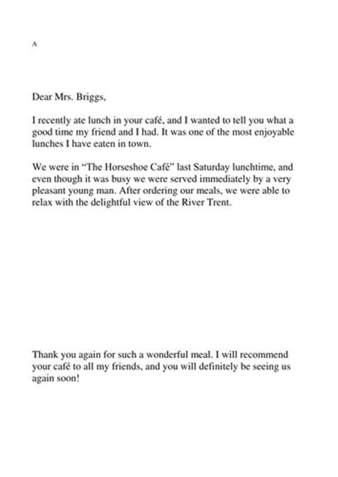 Formal Letter Exles Ks2 Tes Writing Letters By Goofygoober Teaching Resources Tes