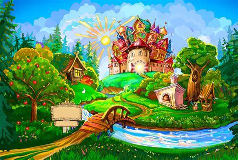 gua de lugares imaginarios 8420691437 wallp 224 per paisajes infantiles imagui