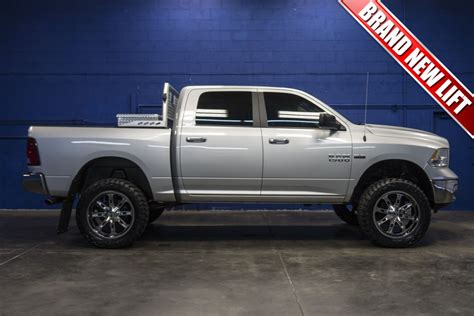 lifted  dodge ram  slt  truck  sale