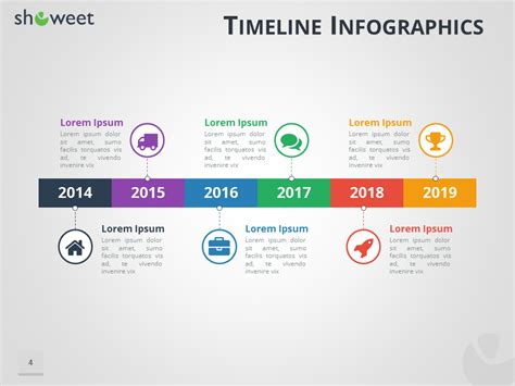 history timeline template free history timeline powerpoint template