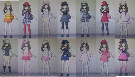 hairstyles girl pokemon x pokemon x and y haircuts images pokemon images