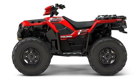 polaris atv polaris announces 2018 sportsman atv lineup chaparral