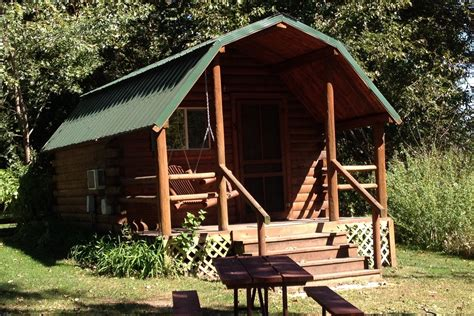 Starved Rock State Park Cabins by Illinois Weekend Getaways Glinghub