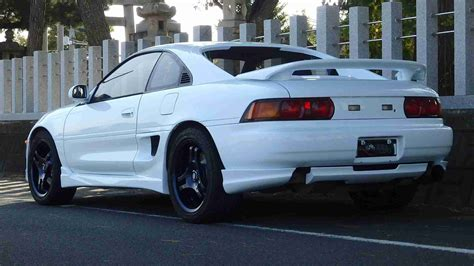 toyota mr2 toyota mr2 gt for sale at jdm expo sw20 turbo m t