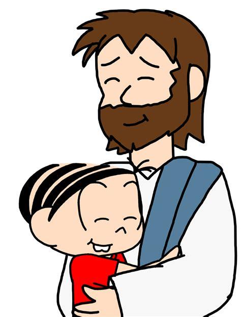 jesus clipart hugging jesus clipart collection