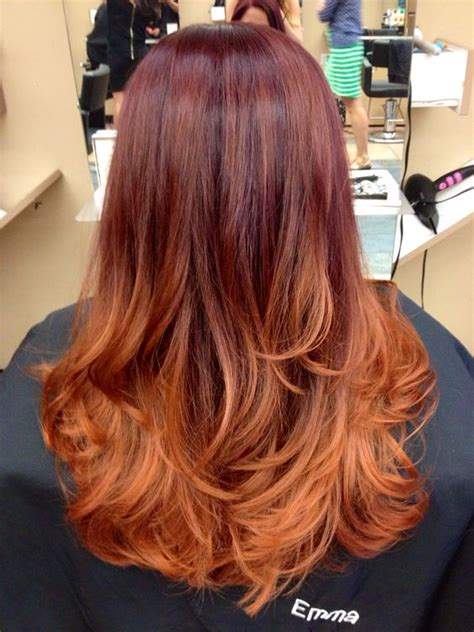 does hair look like ombre when highlights growing out pinterest ein katalog unendlich vieler ideen