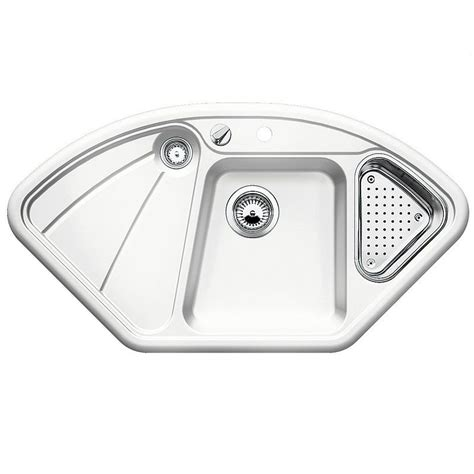 ceramic inset kitchen sink blanco delta inset ceramic kitchen sink