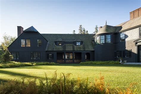 houses in maine house in maine peter pennoyer architects