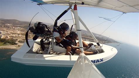 flying zodiac boat for sale hibious microlight airplane takeoff flight and landing