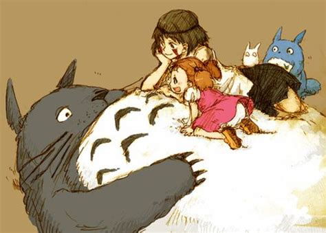 film d animation ghibli totoro princess mononoke animation pinterest
