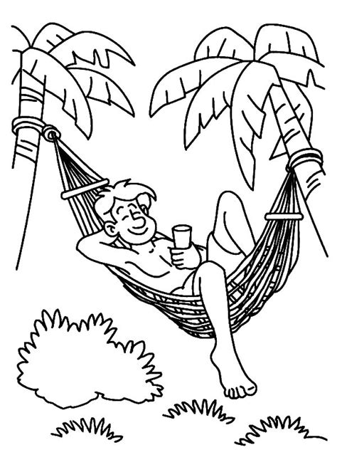 hawaiian boy pages coloring pages hawaiian coloring pages the beach clothes etc