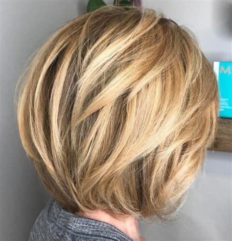 is there an angled layer lookfor short to medium hair 70 cute and easy to style short layered hairstyles