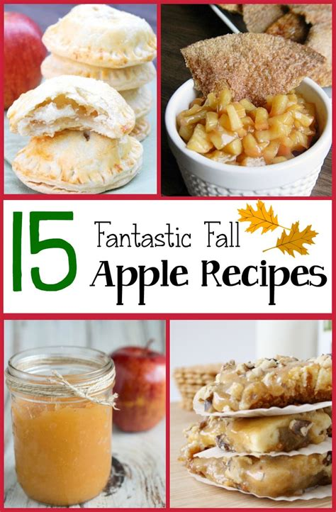 15 fantastic fall apple recipes typically simple