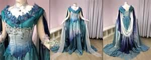 Grecian Wedding Dress Fantasy Dress A Better World Ice Goddess By Lillyxandra On Deviantart Fantasy Pinterest