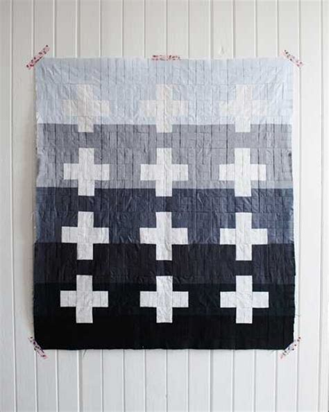 Modern Style Quilts by Handmade Quilts In Style Make Modern Wall