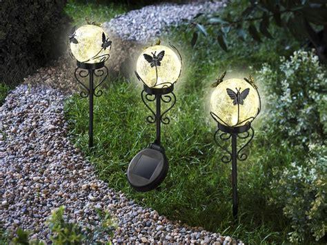 Solarstecker Garten
