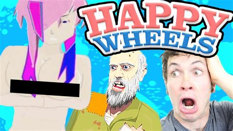 happy wheels full version fat lady happy wheels naked anime girl youtube