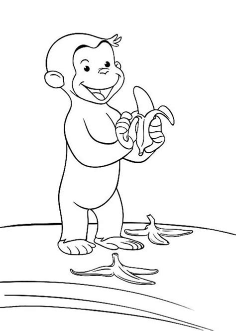 curious george coloring pages halloween curious george halloween coloring pages coloring home