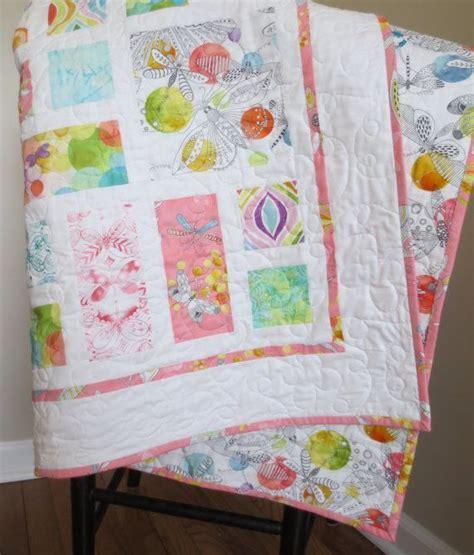 Handmade Baby Quilt Patterns - new flight patterns handmade baby quilt 40 x40