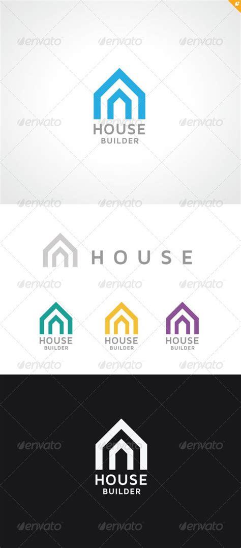 house builder house builder logo graphicriver house builder logo