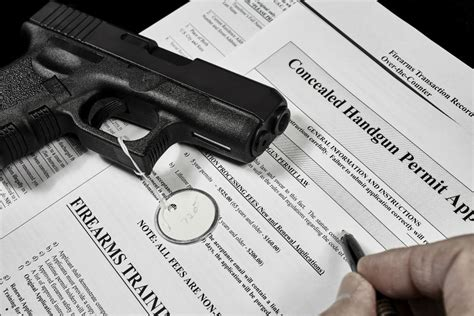 concealed carry permit ccw license application and state differences defend and