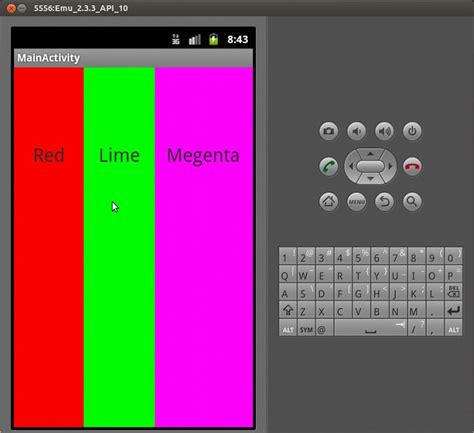 android linearlayout video sle program android linearlayout vertical