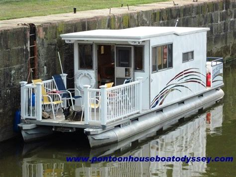 pontoon houseboat kits pin by shari axford on houseboat pinterest