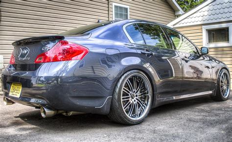 infiniti g37 custom parts image gallery 2009 g37 custom