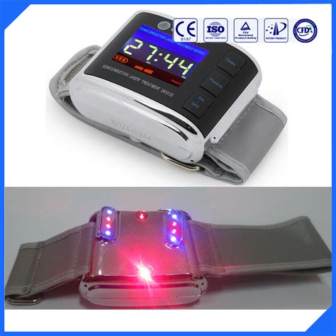 Lllt Laser Therapy Device Blue Red Semiconductor Laser