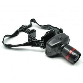 Terbaik Senter Kepala Zoom 6611 High Power Zoom L glare miner v3 high power headl cree 3w black