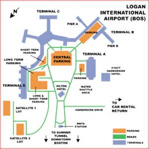 National Car Rental Boston Logan Airguide Airports Boston Logan International