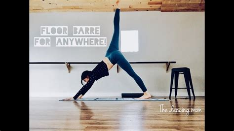 10 minute floor a 10 minute floor barre no impact workout for small