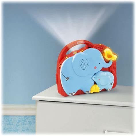 new fisher price luv u zoo baby crib n go projector
